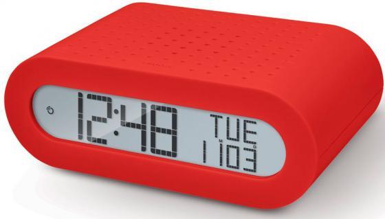 цена на Часы с радиоприёмником Oregon RRM116-r красный
