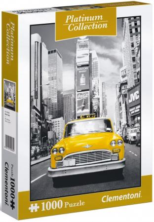 Пазл 1000 элементов Clementoni Нью-Йорк 39398 пазл clementoni hq щенки лабрадора 1500 31976