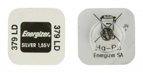 Батарейка Energizer Silver Oxide 379 379 (SR521SW) 1 шт