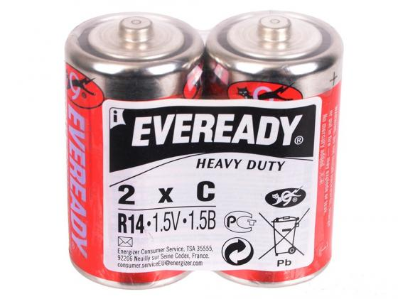Батарейки Energizer Carbon Zinc Eveready C 2 шт 638772