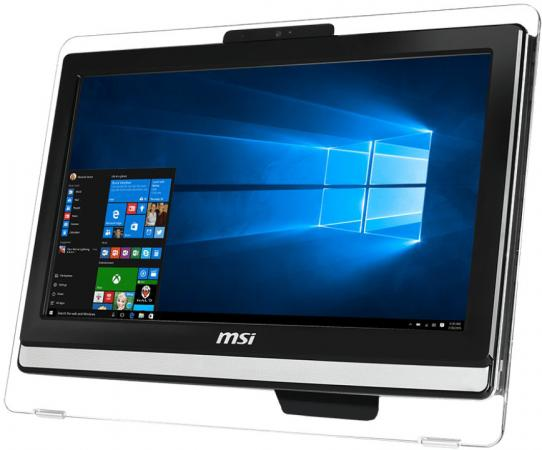Моноблок 19.5 MSI Pro 20ET 4BW-096RU 1600 x 900 Intel Celeron-N3160 4Gb 1Tb Intel HD Graphics Windows 10 Home черный 9S6-AA8B11-096 3pcs cf217a 17a 217a toner cartridge compatible for hp lj pro m102a m102w 102 mfp m130a m130fn 130 130fn m102 m130 with no chip