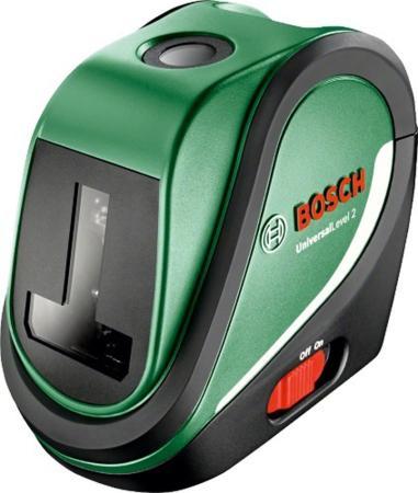 Лазерный нивелир Bosch UniversalLevel 2 Basic нивелир лазерный для проверки ровности пола gsl 2 bosch