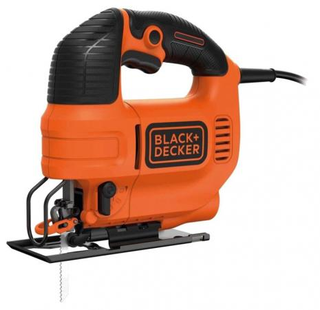 цена на Лобзик Black & Decker KS701PEK-XK 520Вт