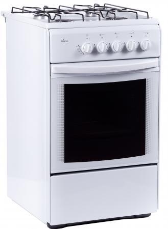 где купить Газовая плита Flama RG 24026 W белый дешево