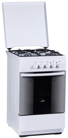 Комбинированная плита Flama RК 23-101 W белый комбинированная плита flama ak 1411 w