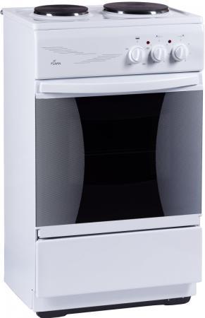 Электрическая плита Flama CE 3201 W белый цена и фото