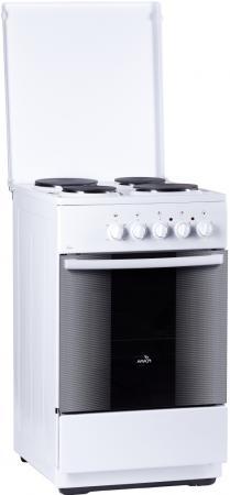 Электрическая плита Flama FE 1401 W белый цена и фото