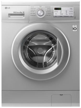 Стиральная машина LG FH2H3TD5 серебристый стиральная машина lg fh2h3td5