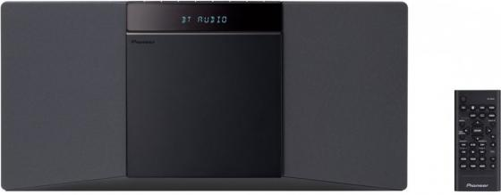 Микросистема Pioneer X-SMC02-B 20Вт черный цена и фото
