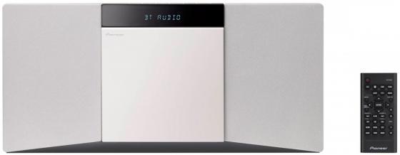 Микросистема Pioneer X-SMC02-W 20Вт белый цена