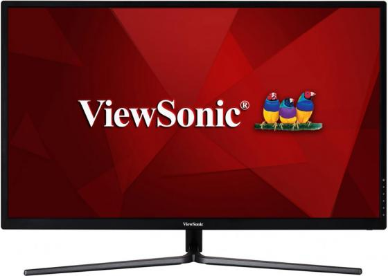 """Монитор 32"""" ViewSonic VX3211-MH черный IPS 1920x1080 250 cd/m^2 3 ms HDMI VGA Аудио VS16999 цена и фото"""