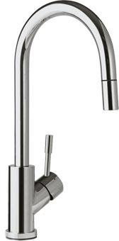 Смеситель Villeroy & Boch Umbrella Flex LC stainless steel massive серебристый 925400LC смеситель villeroy