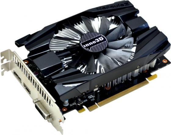 Видеокарта 3072Mb Inno3D GeForce GTX 1060 Compact 2 PCI-E 192bit GDDR5 DVI HDMI DP N1060-6DDN-L5GM Retail