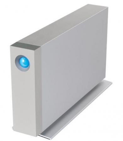 "Купить со скидкой Внешний жесткий диск 3.5"" USB3.0 6Tb Lacie STEX6000400 серебристый"