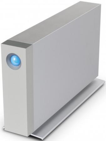 """Купить со скидкой Внешний жесткий диск 3.5"""" USB3.0 8Tb Lacie Thunderbolt2 STEX8000401 серебристый"""
