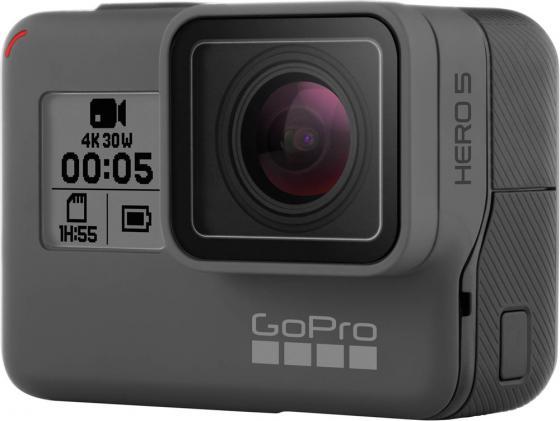 Экшн-камера GoPro HERO5 черный CHDHX-502 gopro hero prosto hero