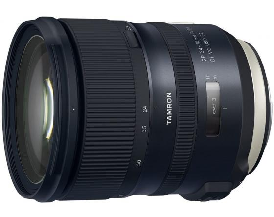 Объектив Tamron SP 24-70mm F/2.8 Di VC USD G2 для Canon A032E вилка амортизационная dnm usd 8sa диаметр колёс 24 26 27 5 дюймов 1 1 8 алюминий 2018 usd 8sa