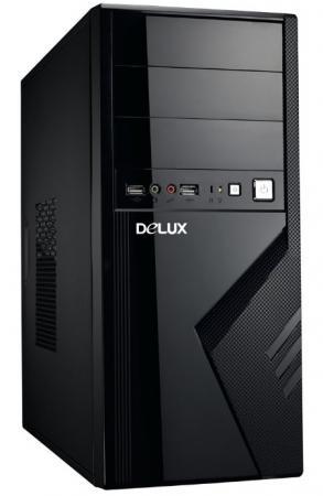 все цены на Корпус ATX Delux DLC-DC875 500 Вт чёрный онлайн