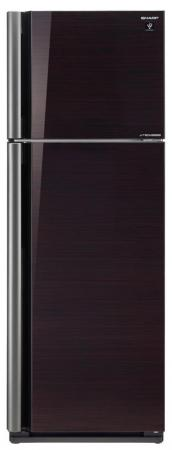 Холодильник Sharp SJ-XP39PGRD черный девелопер sharp ar152ld ar152dv