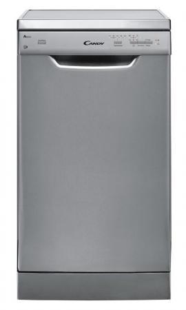 Купить со скидкой Посудомоечная машина Candy CDP 2L952X-07 серебристый