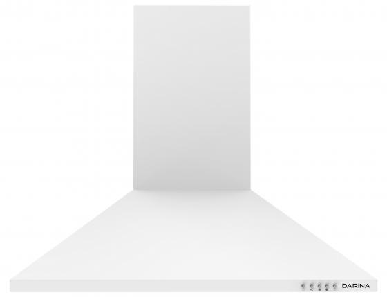Вытяжка каминная Дарина UMBRELLA 503 W белый