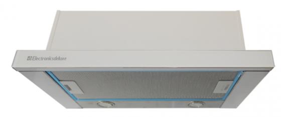 Вытяжка встраиваемая Electronicsdeluxe IREN GLASS ACB-SP60-S-W белый iren заколка шпилька для девочки rn20109488 розовый iren