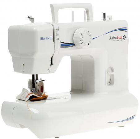 Швейная машина Astralux Blue Line II белый швейная машинка astralux blue line ii