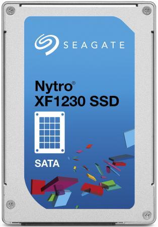 Твердотельный накопитель SSD 2.5 480GB Seagate Nytro XF1230 Read 560Mb/s Write 500Mb/s SATAIII XF1230-1A0480 OEM твердотельный накопитель ssd 2 5 400gb toshiba hk3e2 read 500mb s write 400mb s sataiii thnsnj400pcsz4pdet oem