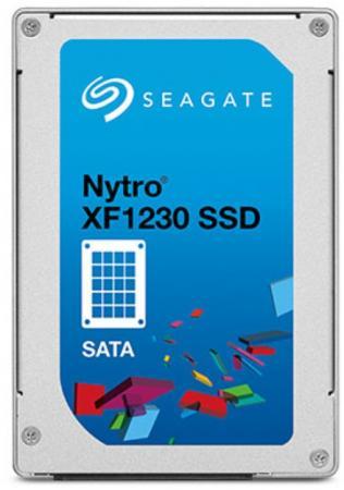 Твердотельный накопитель SSD 2.5 240GB Seagate Nytro XF1230 Read 560Mb/s Write 290Mb/s SATAIII XF1230-1A0240 твердотельный накопитель ssd m 2 64gb transcend mts600 read 560mb s write 310mb s sataiii ts64gmts600