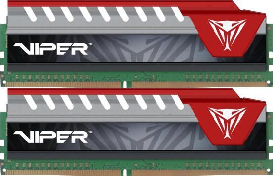 Оперативная память 8Gb (2x4Gb) PC4-19200 2400MHz DDR4 DIMM Patriot PVE48G240C5KRD цена и фото