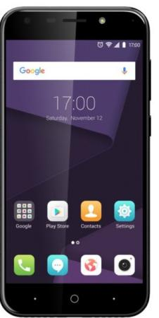 Смартфон ZTE Blade A6 черный 5.2 32 Гб LTE Wi-Fi GPS 3G zte zte blade z7 lte grey