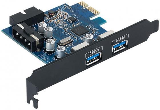 Контроллер PCI-E Orico PVU3-2O2I 2xUSB 3.0 pci e to