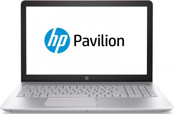 Ноутбук HP Pavilion 15-cc536ur 15.6 1920x1080 Intel Core i7-7500U 2 Tb 128 Gb 8Gb nVidia GeForce GT 940MX 4096 Мб розовый Windows 10 Home 2CT34EA