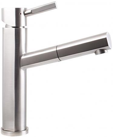Фото #1: Смеситель Villeroy & Boch Como Shower Style  LC stainless steel massive серебристый 926000LC
