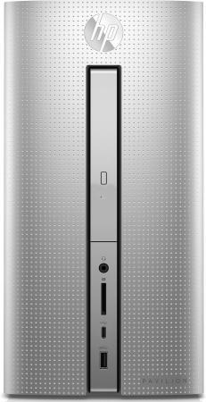 Системный блок HP Pavilion 570 570-p057ur i5-7400 3.0GHz 8Gb 2Tb 16Gb SSD GTX1050-2Gb DVD-RW Win10 клавиатура мышь серебристый 1ZN07EA ботинки meindl meindl ohio 2 gtx® женские