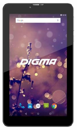 Планшет Digma Plane 7520 3G 7 16Gb черный Wi-Fi 3G Bluetooth Android PS7133MG планшет digma plane 7012m 3g orange black ps7082mg