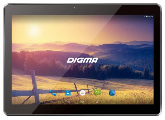 Планшет Digma Plane 1524 3G 10.1 16Gb черный Wi-Fi 3G Bluetooth Android PS1136MG ps vita дешево 3g wi fi