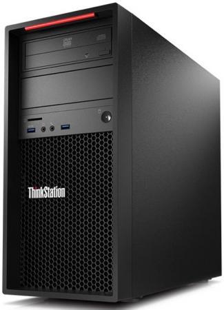 Системный блок Lenovo ThinkStation P320 i7-6700 3.4GHz 8Gb 1Tb P600-2Gb DVD-RW Win7Pro Win10Pro клавиатура мышь черный 30BH0018RU