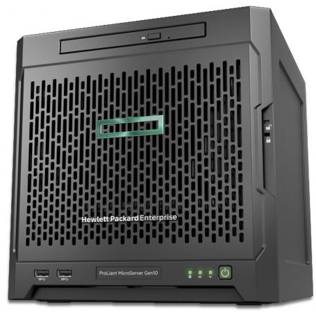 Сервер HP ProLiant MicroServer Gen10 873830-421 цена