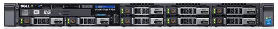 Сервер Dell PowerEdge R630 210-ACXS-177