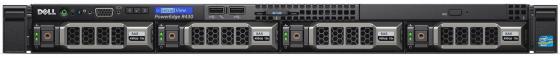 Сервер Dell PowerEdge R430 210-ADLO-182 сервер dell poweredge r430 210 adlo 81