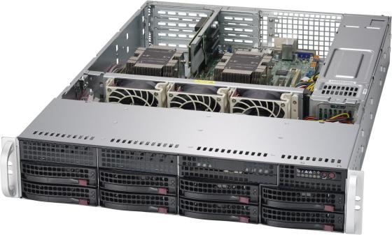 Купить со скидкой Серверная платформа SuperMicro SYS-6029P-WTR