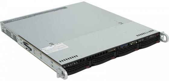 лучшая цена Серверная платформа SuperMicro SYS-5019P-MT