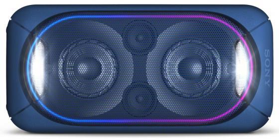 Минисистема Sony GTK-XB60 синий минисистема sony gtk xb5