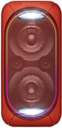 Минисистема Sony GTK-XB60 красный портативная акустика sony gtk xb60 синий gtkxb60l ru1