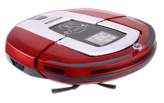Купить со скидкой Робот-пылесос Hoover RBC040/1 019 сухая уборка красный