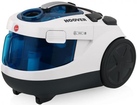 Пылесос Hoover HYP1600 019 сухая уборка белый голубой пылесос hoover txp 1520 019 xarion pro