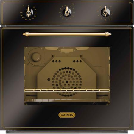 Электрический шкаф Дарина 1V7 BDE 111 707 B черный