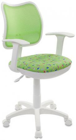 цена на Кресло детское Бюрократ CH-W797/SD/CACTUS-GN спинка сетка салатовый сиденье зеленый кактусы Cactus-Gn