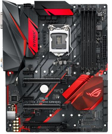 Материнская плата ASUS ROG STRIX Z370-H GAMING Socket 1151 v2 Z370 4xDDR4 3xPCI-E 16x 3xPCI-E 1x 6 ATX Retail public finance and public policy